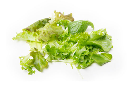 Baby Mixed Lettuce Greens